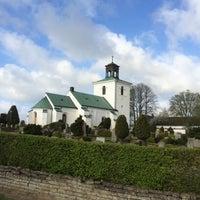 Photo taken at Gislövs kyrka by fdqps on 5/1/2014