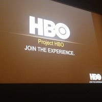 Photo taken at HBO Theater by Brad S. on 7/26/2013