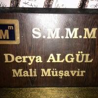 Photo taken at Derya Algul Mali Müsavirlik Ofisi by Muhammed T. on 2/19/2014