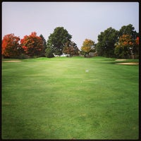 Photo taken at Allendale Country Club by Matt D. on 10/4/2013