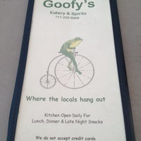 Photo taken at Goofy's Eatery & Spirits by Kimberly on 8/4/2013