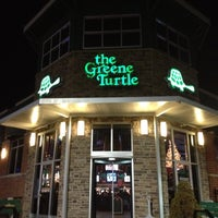 Photo taken at The Greene Turtle by Kimberly on 12/15/2012