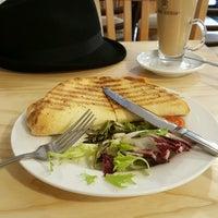 Photo taken at Caffè Sicilia by Tim on 1/3/2017