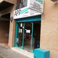Photo taken at App Informática by Alejandro J. on 2/27/2013