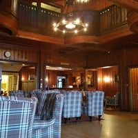 Photo taken at Sauda Fjord Hotel by Christian on 8/8/2017