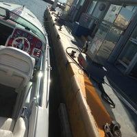 Photo taken at capitainerie Avant Port by Steve bph on 9/13/2013