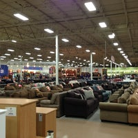 Photo taken at Weekends Only Furniture Outlet by Bob W. on 5/25/2013