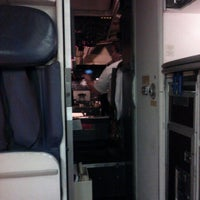 Photo taken at Gate A1 by Rae G. on 11/18/2012
