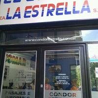 Photo taken at La estrella y el condor by Diego G. on 11/6/2012