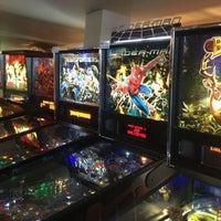 Photo taken at Pinballz Arcade by Brad M. on 3/11/2013
