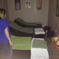 Photo taken at Star Foot Spa by Annabel on 5/11/2013