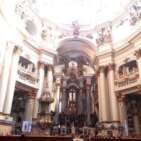 Снимок сделан в Доминиканский собор пользователем Katerina B. 10/11/2013