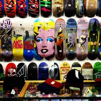 Photo taken at Fast Times Skateboarding by Jonathan S. on 4/22/2013