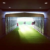 Photo taken at Cape Town Stadium by Simon L. on 4/10/2013