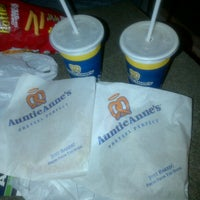 Photo taken at Auntie Anne's by GEЯRY C. on 6/29/2013