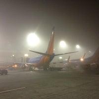 Photo taken at Terminal 1 by Rex C. on 3/13/2013