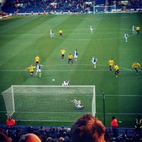 Photo taken at Ewood Park by Swemeatballs .. on 10/27/2012