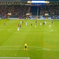 Photo taken at Ewood Park by Swemeatballs .. on 11/10/2012