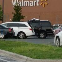 Photo taken at Walmart Supercenter by Heather C. on 6/28/2014