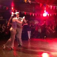 Photo taken at La Viruta Tango Club by Kariii on 9/22/2012