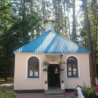 Photo taken at Храм Великомученика И Целителя Пантелиимона by Andrey M. on 8/18/2013