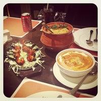 Photo taken at Taste Of India Cuisine || مطعم المذاق الهندي by Dr-rayan on 10/1/2012