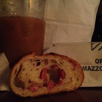 Photo taken at Mazzola Bakery by Aricka M. on 7/27/2013
