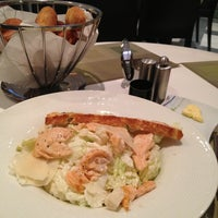 Photo taken at Fresca Café and Gelateria at Four Seasons Hotel Alexandria by Amy E. on 2/22/2013