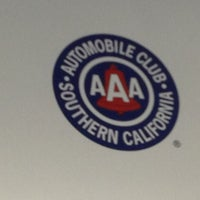 Photo taken at AAA - Automobile Club of Southern California by Jerold J. on 8/23/2013