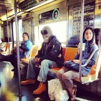 Photo taken at MTA Subway - 7 Train by Mandy K. on 5/5/2013
