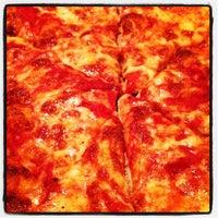 Photo taken at Martiniello's Pizzeria IV by Mandy K. on 10/30/2012