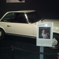 Photo taken at Elvis Presley Automobile Museum by Michele B. on 3/26/2013