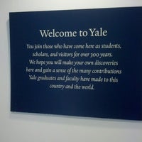 Photo taken at Yale University by Michele B. on 6/25/2013