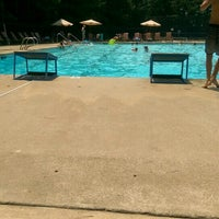 Photo taken at Poolside @ Wyngate Recreation Center by Michele B. on 6/14/2016