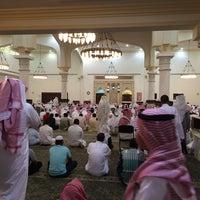 Photo taken at مسجد الاخوة علي وعثمان وخالد حافظ رحمهم الله by Waseem D. on 7/28/2014