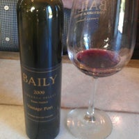 Photo taken at Baily Vineyard & Winery by Liza A. on 10/29/2012