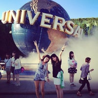 Photo taken at Universal Studios Japan by Erica on 7/9/2013