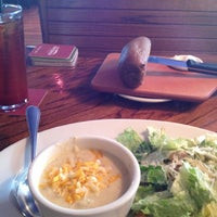 Photo taken at Outback Steakhouse by Stephen O. on 4/28/2013