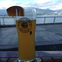 Photo taken at Mahony & Sons Burrard Landing by Chris on 6/8/2013