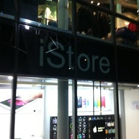 Photo taken at iStore by Oliver R. on 12/3/2012