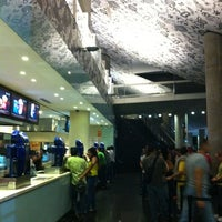 Photo taken at Cines Unidos by Oliver R. on 10/29/2012