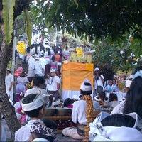 Photo taken at SMA Dwijendra Denpasar by Novita A. on 10/28/2012