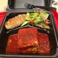 Photo taken at Villa Pizza by Elizabeth on 5/17/2013
