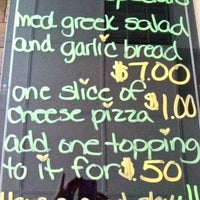 Photo taken at Original Stavro's Pizza House by Stavros P. on 8/20/2014