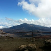 Photo taken at Haleakalā Vistor Center by Cameron S. on 1/13/2013