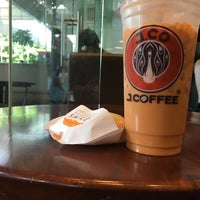 Photo taken at J.Co Donuts & Coffee by Haritso on 12/7/2015