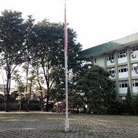 Photo taken at Universitas Nasional (UNAS) by Haritso on 6/20/2013