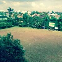 Photo taken at Universitas Nasional (UNAS) by Haritso on 6/18/2013