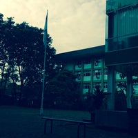 Photo taken at Universitas Nasional (UNAS) by Haritso on 6/13/2013