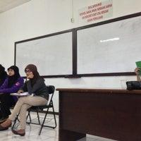 Photo taken at Universitas Nasional (UNAS) by Haritso on 6/4/2013